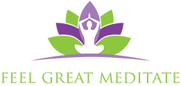 Feel Great Meditate™ Logo