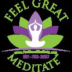 Feel Great Meditate™ Logo